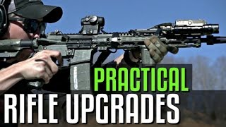 How Should You Set Up A Rifle?