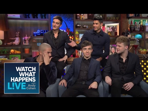 Andy's Crush Week: Guest Stud 2  Max George  WWHL