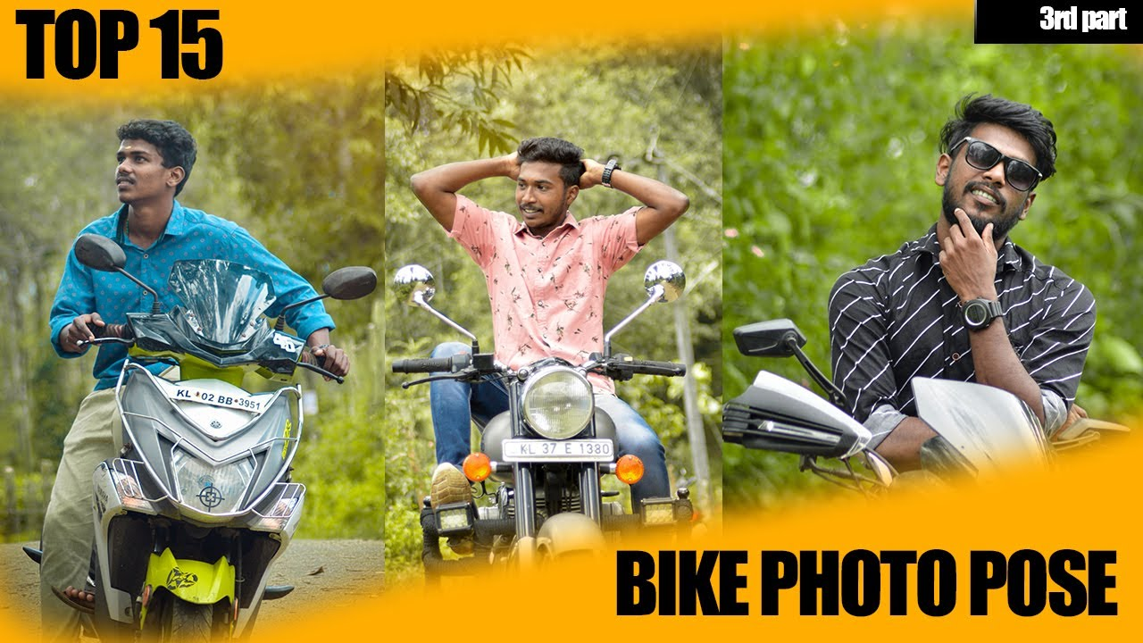 Top 15 bike photo pose tamil || photo shoot idea | photography tamizha
