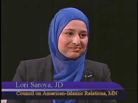 Lori Saroya on American-Islamic Relations (The Mary Hanson Show)