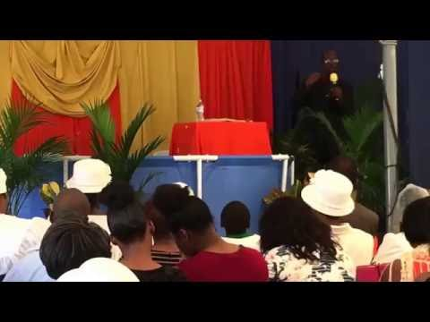 It's All Wrong Until It's All Right Pt.1, Evangelist Dr. A. Joseph