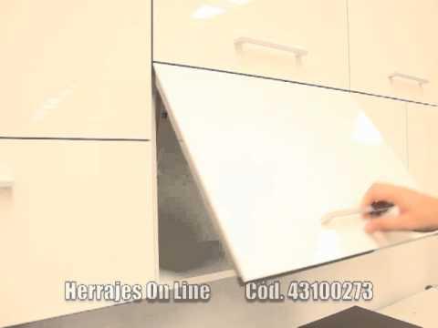Herrajes online maxi brazo comp s elevador puertas - Herrajes para canapes ...