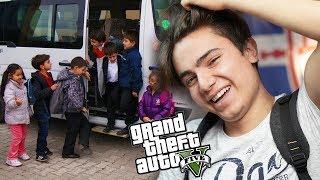 GTA 5 GERÇEK HAYAT ! - Okula Dönüş !