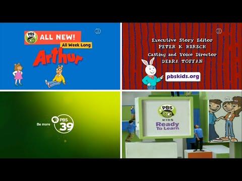 PBS Kids Program Break (2016 WFWA-DT2)