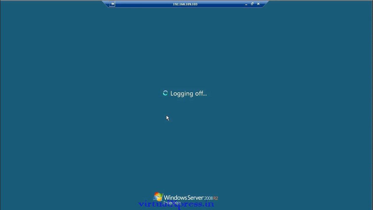 Installing and Configuring VMware Horizon Composer Server