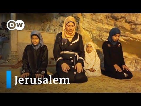 Jerusalem: Three religions,