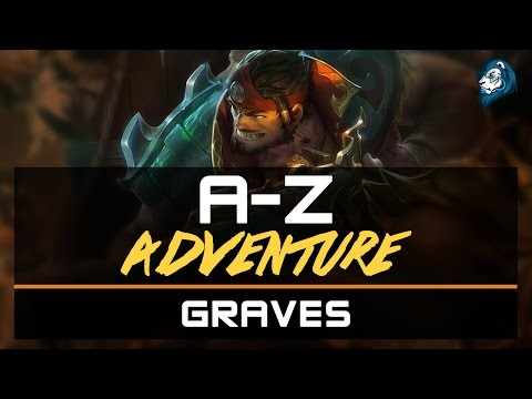 GRAVES in Top - A-Z Adventure - Episode 35