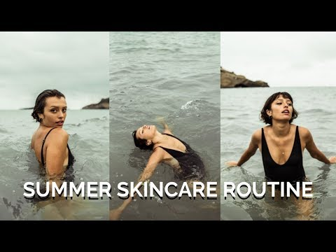 French Pharmacy Skincare Routine