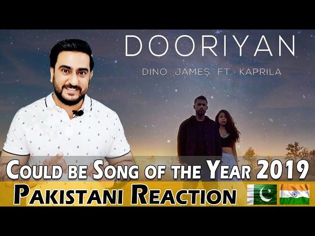 Dooriyan - Dino James ft. Kaprila Reaction [Official Music Video]