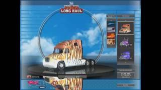 18 Wheels of Steel American Long Haul - Showroom