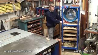 1079. My New Shop Fan - Patterson High Velocity Fan