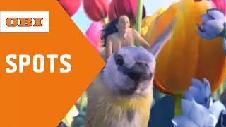 OBI Baumarkt | Gartenplaner - Mach deinen Gartentraum wahr | Vogelritt TV Werbung / TV Spot 2017