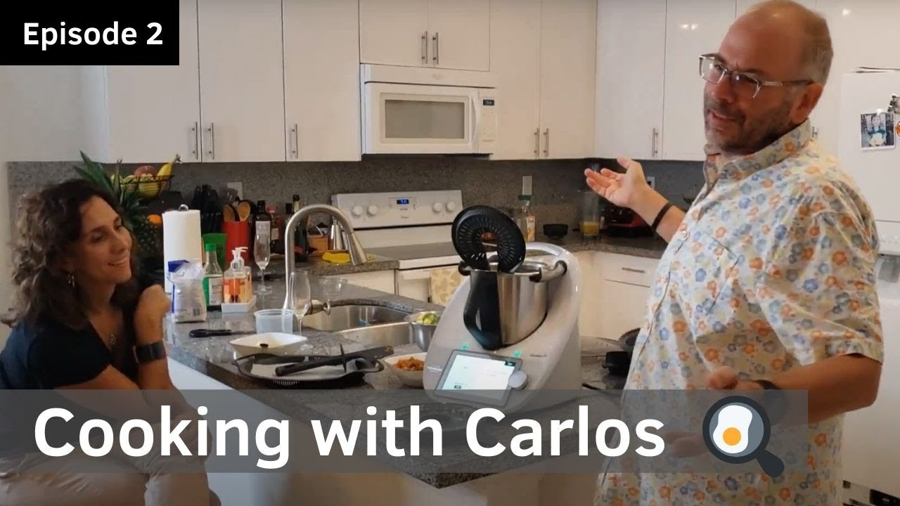 Cooking With Carlos🍳   Episode 2