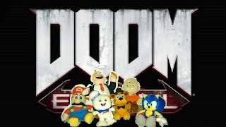 Staypuft64 Podcast #5:Doom Eternal,PatMac,and Plushies Galore!!!
