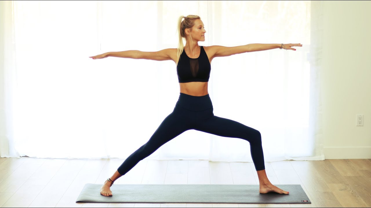 30 Minute Morning Yoga Workout