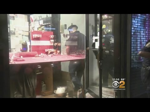 Brooklyn Jewelry Store Robbed