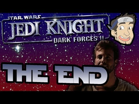 Star Wars Jedi Knight Dark Forces 2 - Part 26 - THE END