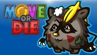 Move Or Die! - THIS GAME IS STILL FUN! (New Modes & Mutators!)