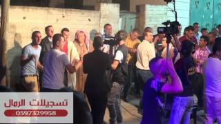محمد العراني ويزن حمدان العريس عودة سمارة - دحيه اصيله 3 - سيريس مع تسجيلات الرمال2017
