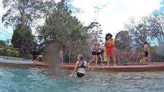 Splash Hill Water Slide at Jamberoo Action Park