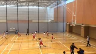 2015.02.02 培僑小學男子籃球比賽