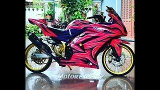 Modifikasi Kawasaki NINJA 250 Jari Jari, BAN CACING Part 1