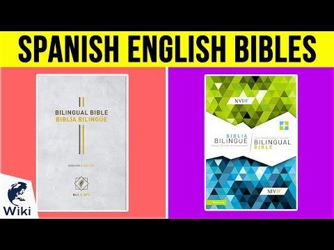 8 Best Spanish English Bibles 2019