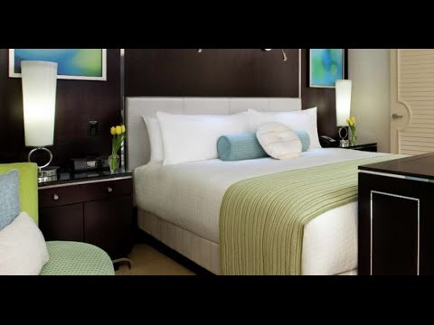 Mirage One Bedroom Tower Suite Brilliant Mirage Las Vegas  One Bedroom Tower Suite  Youtube Decorating Inspiration
