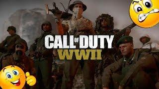Call Of Duty WW2 Cazando camperos gameplay español ps4