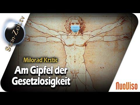 Am Gipfel der Gesetzlosigkeit - Milorad Krstic im Gespräch mit Robert Stein