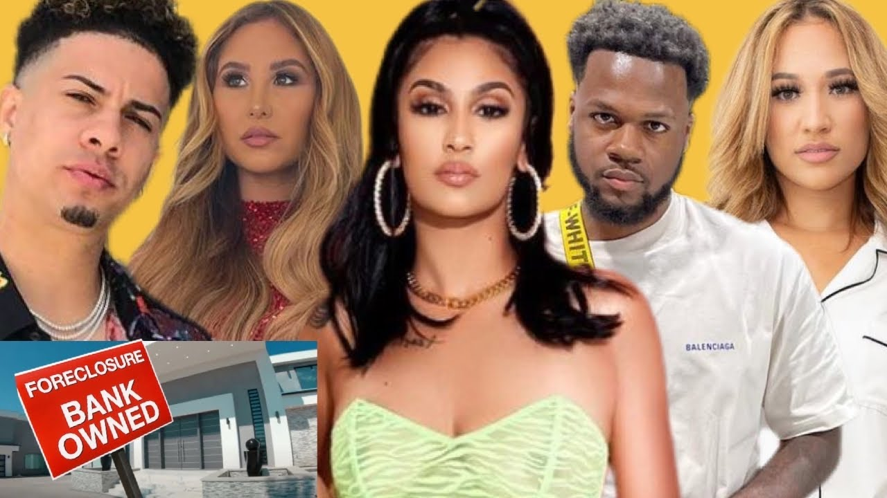 Queen Naija FED UP‼️Joel left Lauren for SideChick AGAIN🥴 Ace Family lost home😢