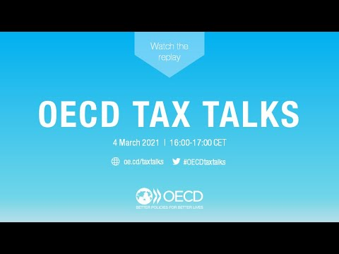 OECD Tax Talks #18 - Centre for Tax Policy and Administration