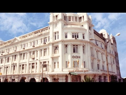 Grand oriental hotel in colombo sri lanka youtube - Grand hotel sri lanka ...