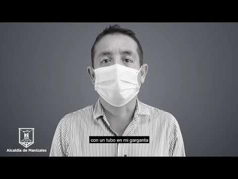 #JuntosContraLaCovid19 💪 testimonio Juan Carlos Arias