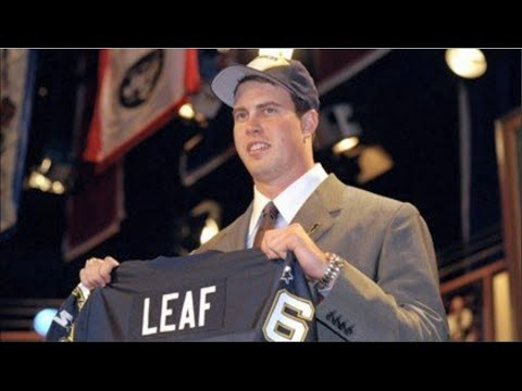 Top 5 NFL Draft Busts of all-time