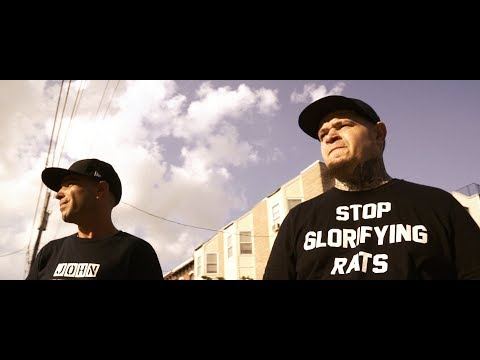 "Vinnie Paz feat. Eamon ""The Ghost I Used to Be"" - Official Video"