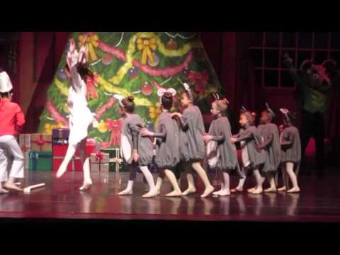 Philadelphia Dance Academy - Nutcracker 2015 - Battle scene (mouse)