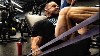 Beyond Intense Leg Workout For Thickness and Mass