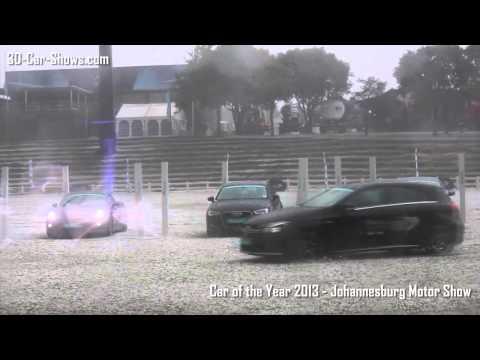 Johannesburg Motor Show 2013 - Flash Floods
