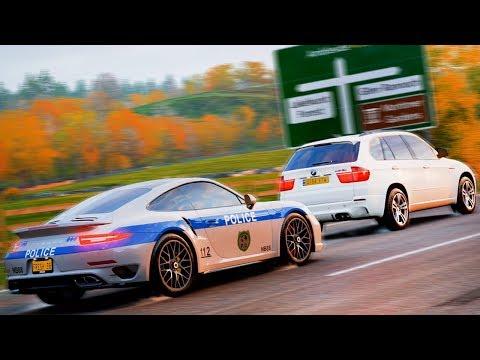 FORZA HORIZON 4 - СКОРО COPS & ROBBERS В ФОРЗЕ! ПОЛИЦИЯ ДУБАИ НА ПОРШЕ В ПОГОНЕ ЗА BMW M5 E60! thumbnail