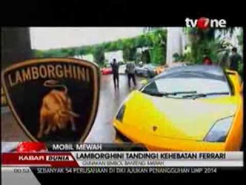 Kumpulan Pencinta Supercar Di Indonesia Youtube