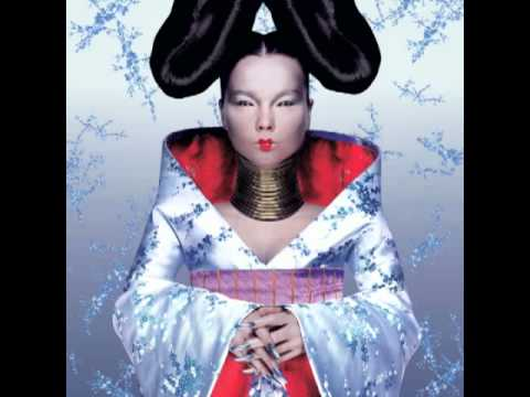björk : all neon like