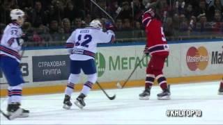 KHL Top 10 Hits of Week 18 / Лучшие силовые приемы 18-й недели КХЛ(, 2016-01-11T19:06:02.000Z)