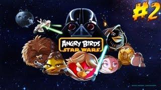 Angry Birds Star Wars прохождение - Серия 2 [Tatooine 31-40]