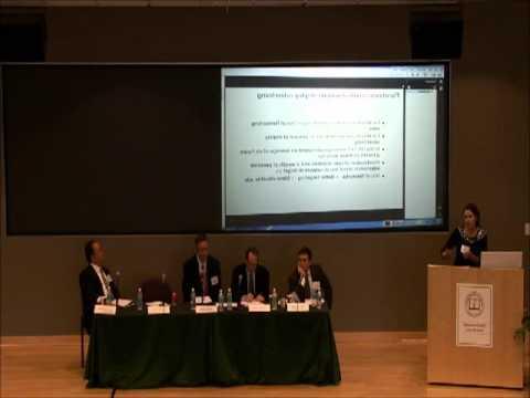 Panel Two: Social Media