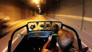 caterham r400 superlight magnificent induction noise symphony