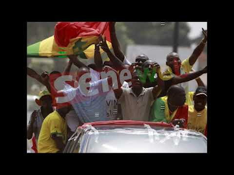 Radio Foot International au Senegal - Lions de la Teranga a l'honneur