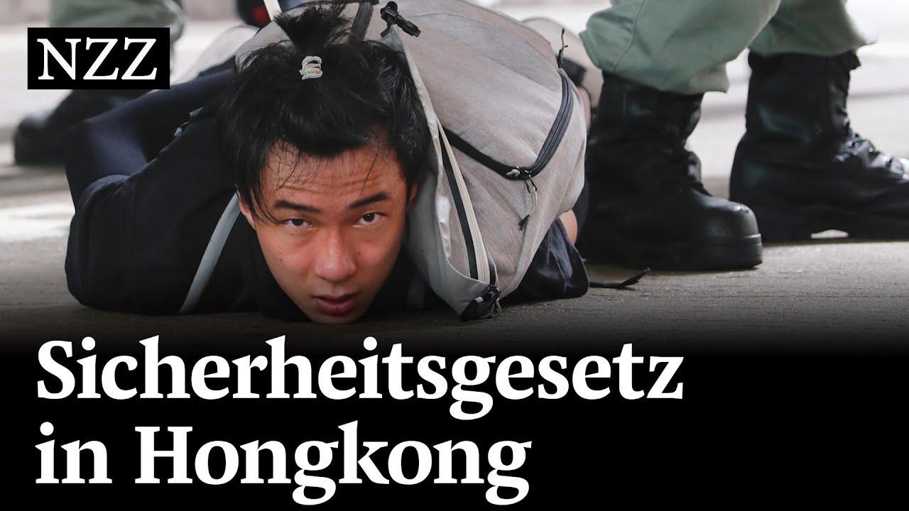 Hongkong und das neue Sicherheitsgesetz aus Peking