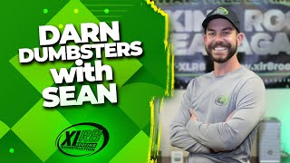 Keep That Dumpster Off My Driveway (EXPLAINED) with Sean Rasemont | XLR8 Roofing