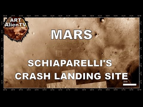 MARS: SCHIAPARELLI